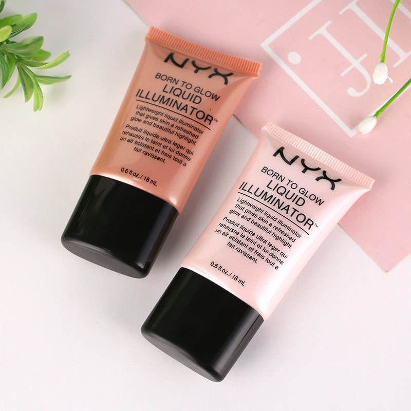Жидкий хайлайтер Nyx Born to Glow Liquid Illuminator